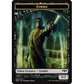 Zombie 2/2 Token 003 - RNA