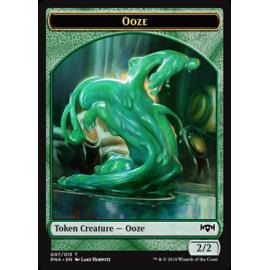 Ooze 2/2 Token 007 - RNA