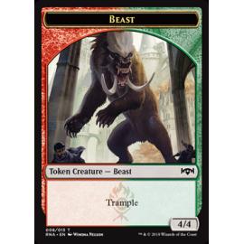 Beast 4/4 Token 008 - RNA