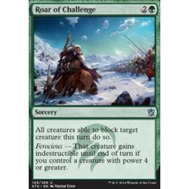 Roar of Challenge