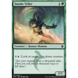 Smoke Teller
