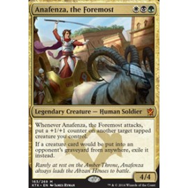 Anafenza, the Foremost