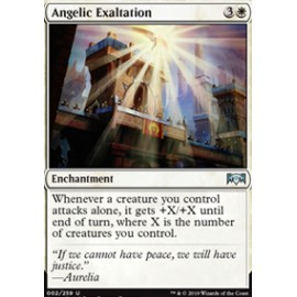 Angelic Exaltation
