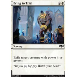 Bring to Trial