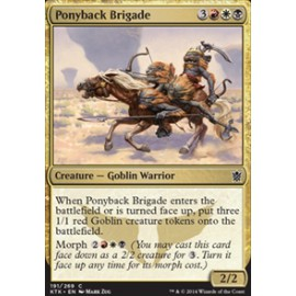 Ponyback Brigade