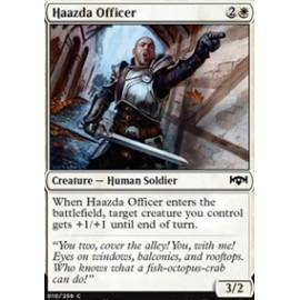 Haazda Officer