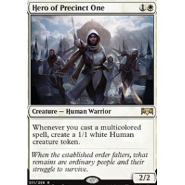 Hero of Precinct One