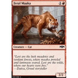 Feral Maaka