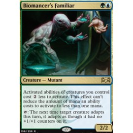 Biomancer's Familiar