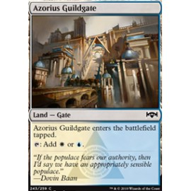 Azorius Guildgate (Version 1)
