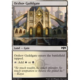 Orzhov Guildgate (Version 1)