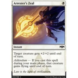 Arrester's Zeal FOIL
