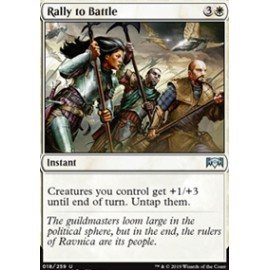 Rally to Battle FOIL