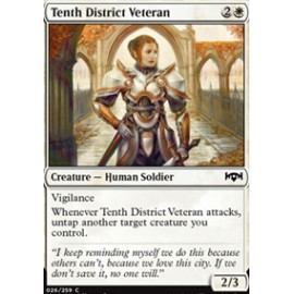 Tenth District Veteran FOIL