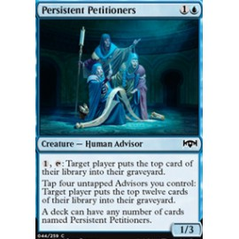 Persistent Petitioners FOIL
