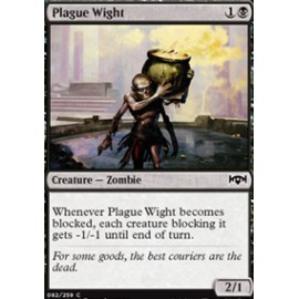 Plague Wight FOIL