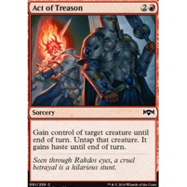 Act of Treason FOIL