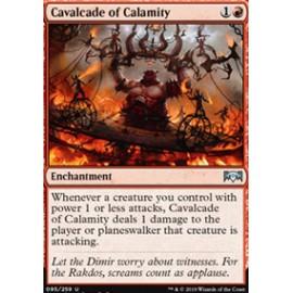 Cavalcade of Calamity FOIL