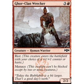Ghor-Clan Wrecker FOIL