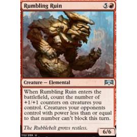 Rumbling Ruin FOIL
