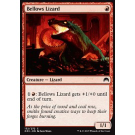 Bellows Lizard