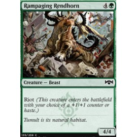 Rampaging Rendhorn FOIL
