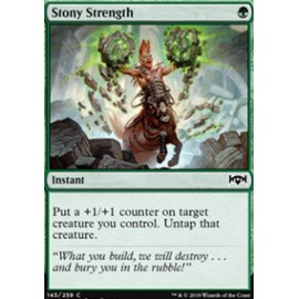 Stony Strength FOIL