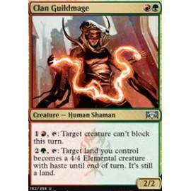 Clan Guildmage FOIL