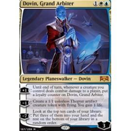 Dovin, Grand Arbiter FOIL