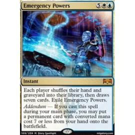 Emergency Powers FOIL