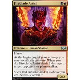 Fireblade Artist FOIL