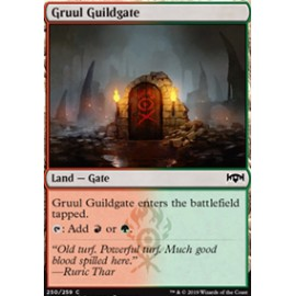 Gruul Guildgate (Version 2) FOIL