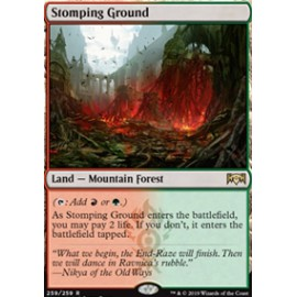 Stomping Ground FOIL