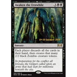 Awaken the Erstwhile PROMO PRERELEASE