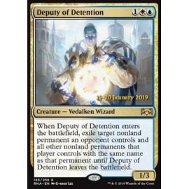 Deputy of Detention PROMO PRERELEASE
