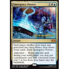 Emergency Powers PROMO PRERELEASE