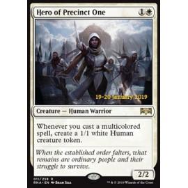 Hero of Precinct One PROMO PRERELEASE