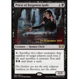 Priest of Forgotten Gods PROMO PRERELEASE