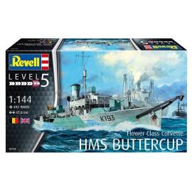 Flower Class Corvette HMS BUTTERCUP