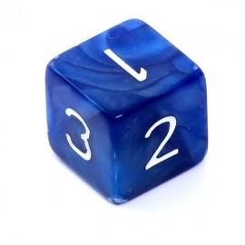 Kość Rebel K6 - ciemnoniebieska