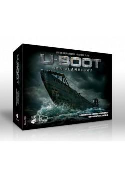 U-boot + Zestaw drewnianych narzędzi nawigatora [PRZEDSPRZEDAŻ]