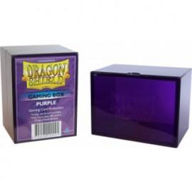 Pudełko Dragon Shield na 100 kart - fioletowe