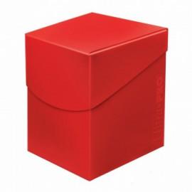 Eclipse PRO 100+ Deck Box - Apple Red