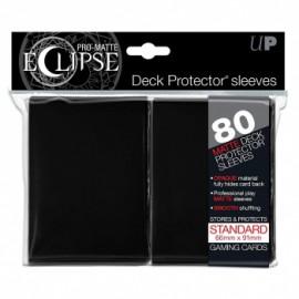 Koszulki PRO-Matte Eclipse - czarne (80 sztuk)