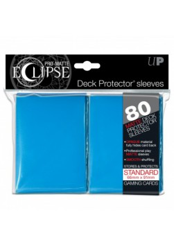 Koszulki PRO-Matte Eclipse - jasno niebieskie (80 sztuk)