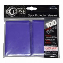 Koszulki PRO-Matte Eclipse - fioletowe (100 sztuk)