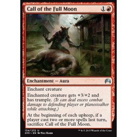 Call of the Full Moon