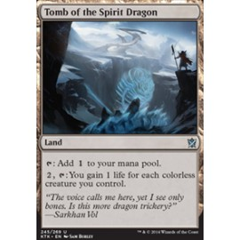 Tomb of the Spirit Dragon