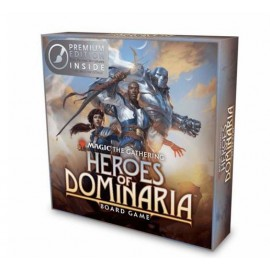 Heroes of Dominaria Board Game Premium Edition [ENG]