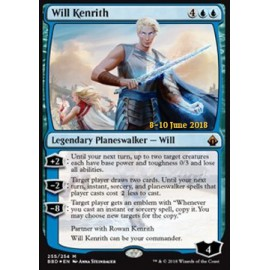 Will Kenrith PROMO LAUNCH PARTY